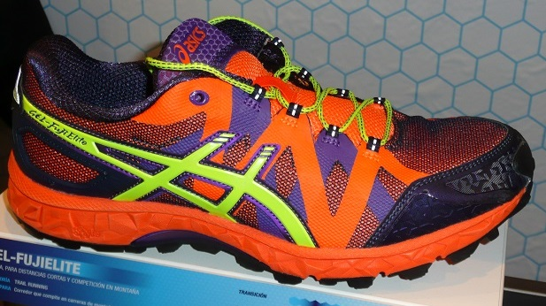 asics gel fuji elite w