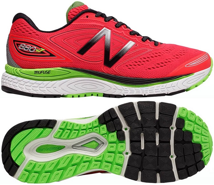 new balance running course 880v7