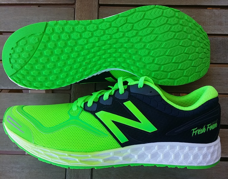 NEW BALANCE FRESH FOAM ZANTE REVIEW