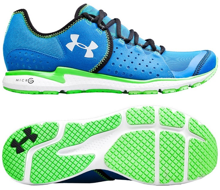 UNDER ARMOUR SPEEDFORM APOLLO , UNDER ARMOUR MICRO G MANTIS