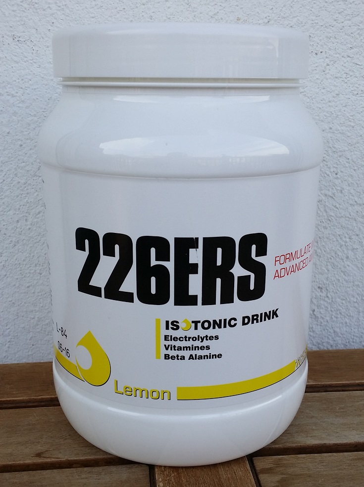226ers Isotonic Drink