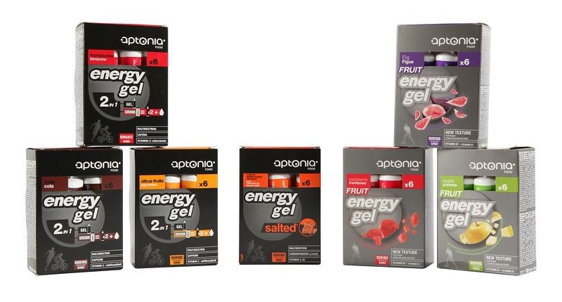 Aptonia Gel Energy 2 en 1