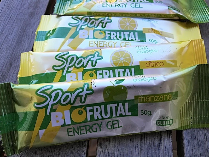 Biofrutal Energy Gel