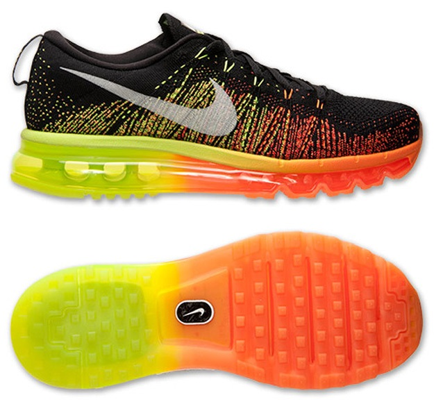 Nike Flyknit Air Max Hombre