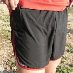 RACEREADY ACTIVE V-NOTCH SHORT