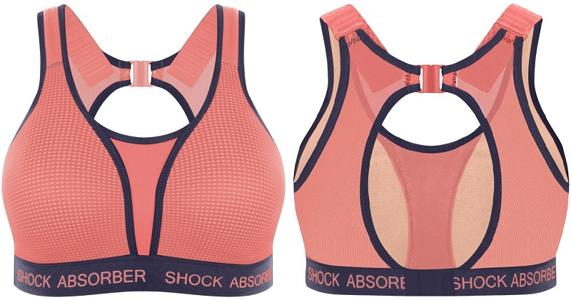 Shock Absorber Run Padded Bra