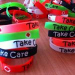PULSERAS TAKE CARE