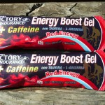 VICTORY ENDURANCE ENERGY BOOST GEL + CAFFEINE