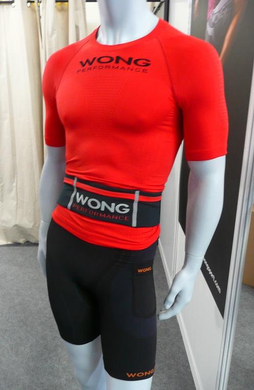 Cinturón portaobjetos Wong Tron